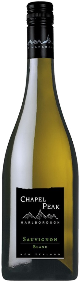 Chapel Peak, Sauvignon Blanc, Marlborough, 2015